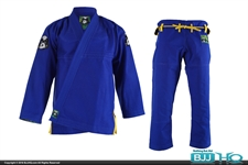 Today on BJJHQ Inverted Gear Panda 3.0 Blue - $109